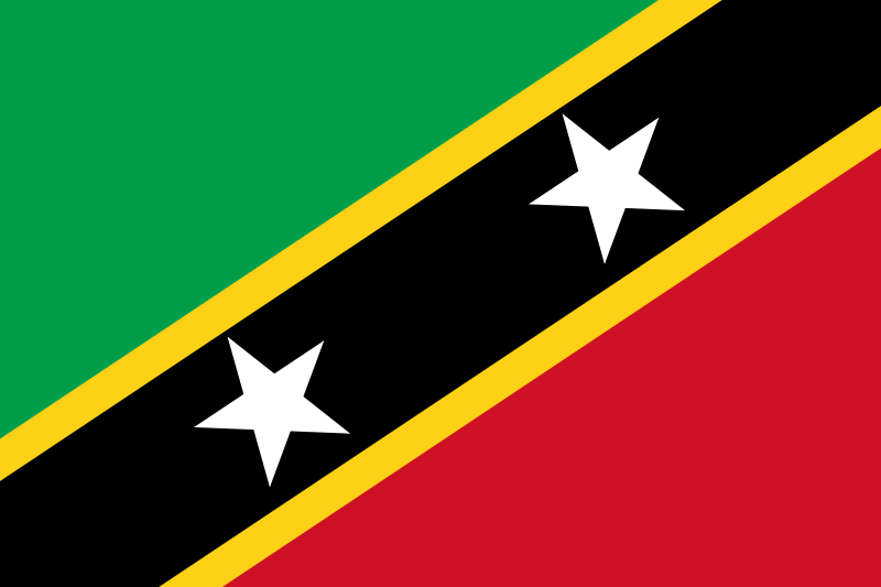 Coat of Arms of St.Kitts and Nevis